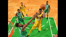 Julius Randle of the Lakers thumbnail