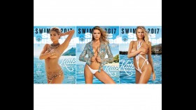 Kate Upton scores 3 covers for the 2017 'Sports Illustrated' Swimsuit Issue thumbnail