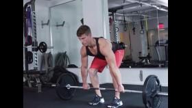 Man performing deadlift exercise thumbnail