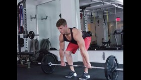 Man performing deadlift exercise thumbnail