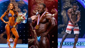 Every Bodybuilding Winner From the 2019 Arnold thumbnail
