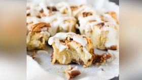Almond Flour Cinnamon Rolls thumbnail