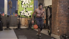 Flex Cabral Isopure Workout Video Thumbnail