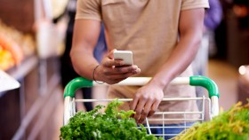 Man Grocery Shopping thumbnail