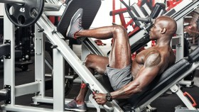 Single-Leg Leg Press thumbnail