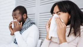 Couple with a Cold thumbnail