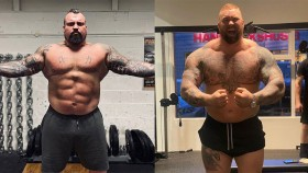Eddie Hall and Hafthor Björnsson Gear Up for the Fight of the Decade thumbnail
