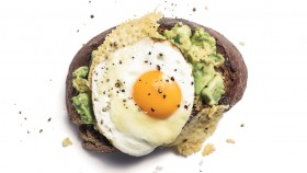 Recipe: How To Make Avocado Toast With Fried Egg and Gruyere  thumbnail