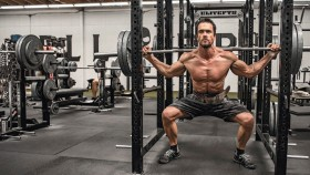 Barbell Back Squat thumbnail
