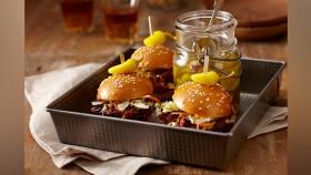 Pulled Bison Burger Slider thumbnail