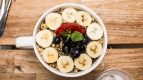 Blueberry Banana Oatmeal thumbnail