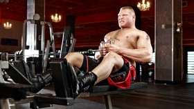 Back with Brock: Lesnar's Pull Day Workout (WWE) thumbnail