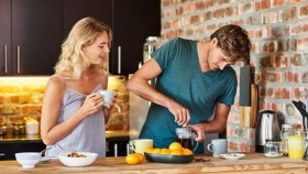 Couple in the Kitchen thumbnail