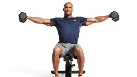Dumbbell lateral raise thumbnail