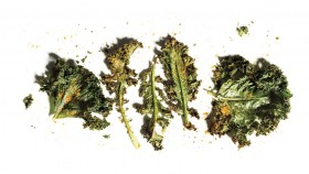 Curry Kale Chips thumbnail