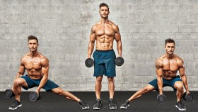 Lateral Lunges  thumbnail