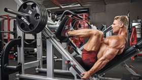 Machine Leg Press  thumbnail