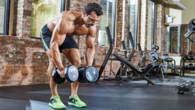 The 30-Minute Dumbbell Workout to Build Your Back thumbnail
