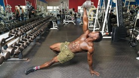 2 One-Dumbbell Workouts That Take Less Than 30 Minutes thumbnail