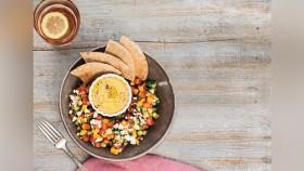 Mediterranean Meze Breakfast Bowl thumbnail