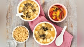 Recipe: How To Make Breakfast Miso Soup thumbnail