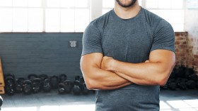 Muscular Arms Crossed thumbnail