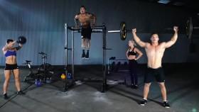 MyRack home gym training system thumbnail