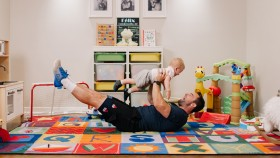 Father's Day Dad Workout thumbnail