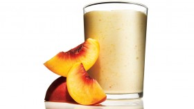 Peaches & Cream Smoothie  thumbnail