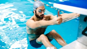5 CrossFit Workouts You Can Do In The Pool thumbnail