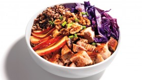 Pork, Apple, and Wild Rice Bowl thumbnail