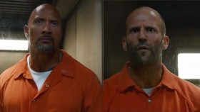 The Rock Teases 'Fast and Furious' Spin-off With Jason Statham thumbnail