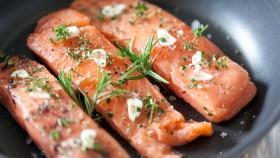 Miniaturas de 5 recetas de salmón saludables y sabrosas