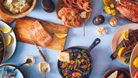 5 Simple, Muscle-Building Seafood Recipes thumbnail