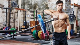 The Landmine Shoulder Circuit to Improve Mobility and Boost Strength thumbnail