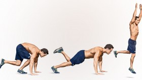 Single-leg Burpee thumbnail