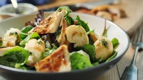 Spinach Asparagus Salad thumbnail