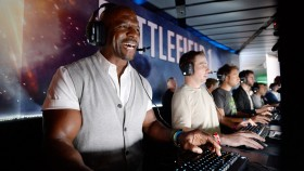 Terry Crews at the EA Annual Press Conference In Los Angeles thumbnail