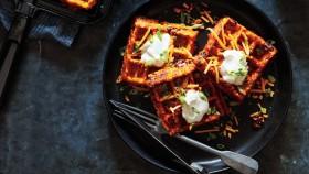 Recipe: How To Make Tex-Mex Chicken Waffles thumbnail