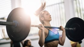 Woman Working Out thumbnail