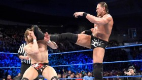 Daniel Bryan vs. Big Cass on WWE Smackdown Live on April 17, 2018. thumbnail