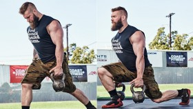 """""""The Muscle Doc"""" shows you five moves to build a bigger and better squat thumbnail"""