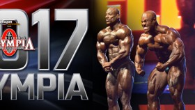 2017 Olympia Fitness & Performance Weekend Video Thumbnail