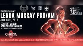 2018 IFBB Lenda Murray Pro Video Thumbnail