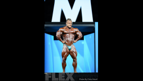 Nicolas Vullioud - 212 Bodybuilding - 2018 Olympia thumbnail