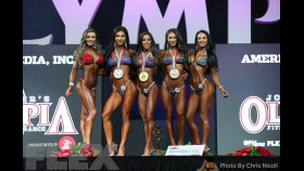 Awards - Bikini - 2018 Olympia thumbnail