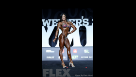 Heather Dees - Figure - 2018 Olympia thumbnail