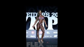 Candice Lewis Carter - Figure - 2018 Olympia thumbnail
