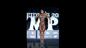 Jessica Reyes Padilla - Figure - 2018 Olympia thumbnail