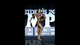 Ariel Khadr - Fitness - 2018 Olympia thumbnail